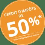 Logo credit impôt